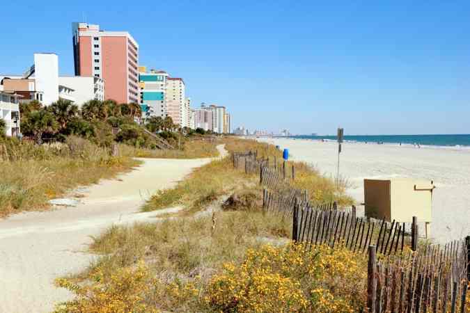 myrtle-beach-shoreline