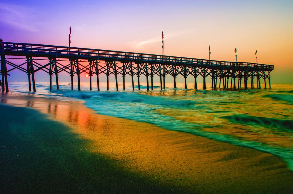 Best Place To Surf In Myrtle Beach